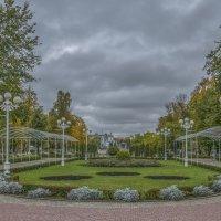 Городской сад в Твери. :: Михаил (Skipper A.M.)
