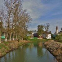 Течет река тихо ....(обновленные берега ) :: Святец Вячеслав