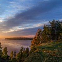 Рассвет на Печоре :: Анатолий