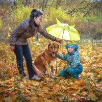 Кажется,  дождь начинается... :: Лидия Цапко