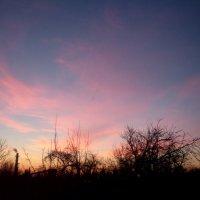 закат 27 февраля 2013-го :: Бармалей ин юэй