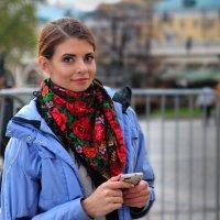 На Манеже. :: Александр Бабаев