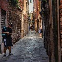 Улочки Венеции :: Елизавета Вавилова