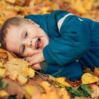 Вот она какая,осень! :: Olga Schejko