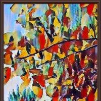"""картина """"Осенние краски"""" :: Владимир Бровко"""