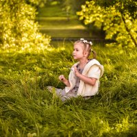 Прекрасная малышка :: Алена Кононович