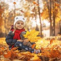 Осень ....прекрасна :: Алеся Корнеевец