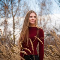 Осень :: Вероника Белецкая