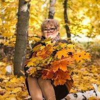 Осень с любимой :: Сергей К.