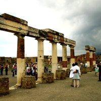 Первый день  Помпеи :: олег свирский