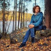 Осенний портрет :: Михаил Вайсман