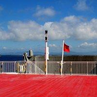 Через Гибралтар в Марокко. :: tatiana