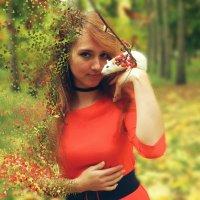 Осенняя листва :: Анна Ватулина