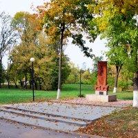 Осенний парк :: Владимир Болдырев