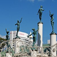Танцующие скульптуры :: Андрей K.