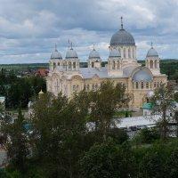 Крестовоздвиженский собор Николаевского монастыря - Верхоту́рье. :: Олег Дейнега