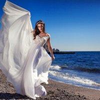 Белое платье :: Вячеслав Ложкин