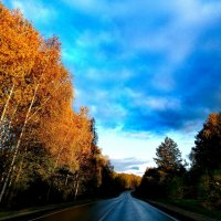 Осень :: Анастасия
