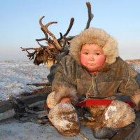 Человеческий детёныш :: владимир полежаев