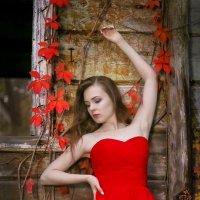 красотка :: Мадина Скоморохова