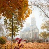 """Осенний храм"" :: Victor"