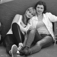 Дочки-матери :: Андрей Резюкин