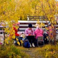 Дети пишут осень... :: Витас Бенета
