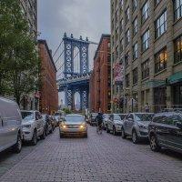 опора Манхэттенского моста :: Petr @+