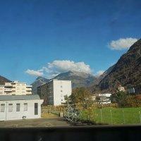 За окном Альпы. :: Murat Bukaev