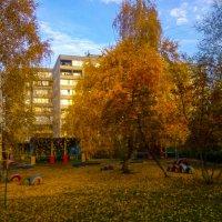 Детский сад :: Георгий Морозов