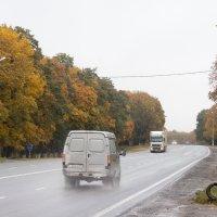 Дорога на Москву :: Михаил Почкалов-Семченков