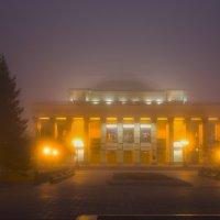 в осеннем тумане :: cfysx