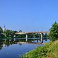Река Нерль :: Сергей Сёмин