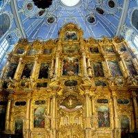 Успенский собор в Горицкий Успенский монастырь :: Сергей Сёмин