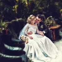 жених и невеста :: Вячеслав Шах-Гусейнов