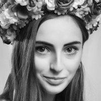 "Portrait - ""Smile"". Портрет - ""Улыбка"". :: krivitskiy Кривицкий"
