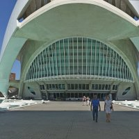 Испания, Валенсия, Город науки и искусства :: Михаил Сбойчаков