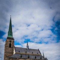 Собор Св. Варфоломея в Пльзене :: Rassol Risk