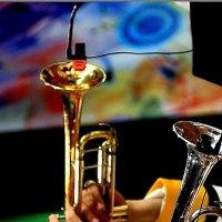 Джазовая  импровизация :: олег свирский
