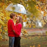 Осенние Виктория и Сергей .... :: Кристина Беляева