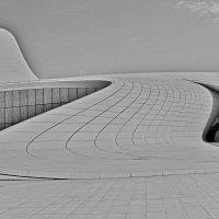 Центр Гейдара Алиева в Баку.... :: Юрий Яньков