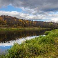 Река Москва :: Лариса Батурова
