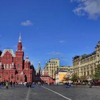 Утро на главной площади Страны :: Марина Волкова