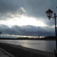 Набережная реки Вохов :: Татьяна