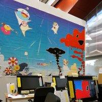 Рабочее пространство ... :: Лариса Корженевская