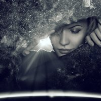 Окно вселенной :: Анна Шелест