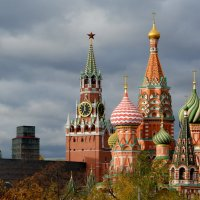 Моя Москва :: Анастасия Смирнова