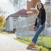 Анна :: Алексей Жариков