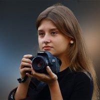юный фотограф :: юрий карпов