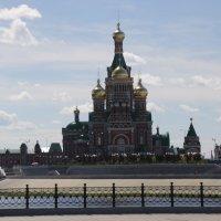 Красный город 1 :: Валерий Скобкарёв